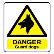 Warn157 - Danger Guard Dogs